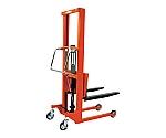 コゾウリフター(足踏み油圧式・大型車輪タイプ)