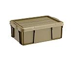 フタ式収納ケースライトボックス(OD色)