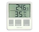 デジタル温湿度計 O-214WT