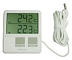 Indoor/Outdoor Thermometer -5 to 50℃ O-215WT