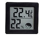 Small Digital Thermo-Hygrometer O-257WT...  Others