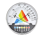 Heat Stroke, Influenza Warning Thermo-Hygrometer O-311WT