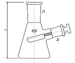 Generation Flask 100mL 3264-100-4L1L