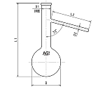Engler Flask 125mL and others