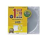 CD DVDスリムプラケース 1枚収納