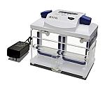 [取扱停止]電源付コンパクトサイズ ポリアクリルアミドゲル電気泳動装置「コンパクトPAGE・ツイン-R」