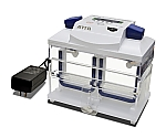 [Discontinued]Compact Size with Power Polyacrylamide Gel Electrophoresis Apparatus Compact Page Twin-R 2321820