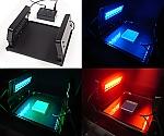 蛍光励起用3色(RGB)光源ユニット「バリレイズ」