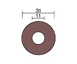 サンドペーパーディスク Φ31 #80 (100コ) SA2152 等