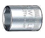(1/4SQ)ソケット(6角棒) (01010003) 40-3 等