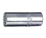 (1/4SQ)ディープソケット(12角) (01240005) 40DL-5 等