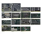 ベンツ HGV用工具セット 3022N/1TCS 308点組