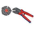 マルチクリンプ マガジン式圧着工具