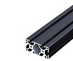 ストラットプロファイル6 軽量型 (ブラック) L6-SPL6030B等