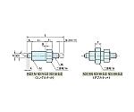 インデックスプランジャー(ノブ無し) NDX10WN-M4