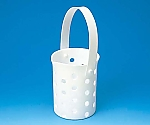 PTFE Round Cleaning Basket (Small) 70φ x 98H and others