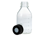 Screw Cap Bottle for Fermenter 500mL 016060-5002A