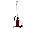 Automatic Burette Super Grade Dark Brown With PTFE...  Others