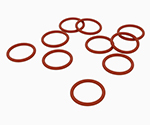 O-Ring Silicone for CP Type for Φ15 Test Tube and others