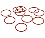 O-Ring Silicone for CP Type for Φ30 Fixed Screw and others