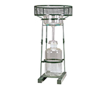 Sedimented Dust Meter Deposit Gauge With Glass...  Others