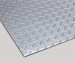 リサイクル長マット 縞鋼板シルバー 915㎜×20m