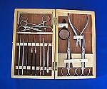 解剖セット 15点 木箱入り 550015