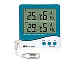 デュアルチャンネル温湿度計 AD-5648A