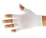 快適インナー半指手袋15ゲージ(10双入り) MX387