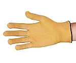 クリーン用耐切創インナー手袋 13ゲージ(10双入り) MZ670-CP等