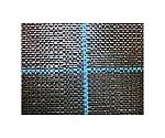Weed barrier sheet BB1515-0. 75x100 Black BB1515075X100