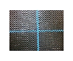 Weed barrier sheet BB1515-2x100 Black BB15152X100