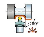 コロマントキャプト コロターン107用カッティングヘッド