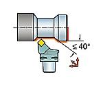 コロマントキャプト コロターンRC用カッティングヘッド C5DSSNR3505015