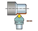 コロマントキャプト コロターンRC用カッティングヘッド C6DSDNN0006515