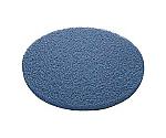 (ポリシャー用パッド)51ラインフロアパッド15表面洗浄用 青5枚入 E1715BL