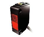 アンプ内蔵光電センサ 直接反射形 検出距離1m NPN出力