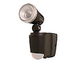 乾電池式LEDセンサーライト LSL-1SS ブラック