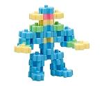 3Dパズルブロック 1504