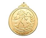 メダル 「陸上」 金
