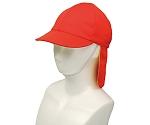 UVカットたれ付帽子