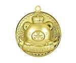 [取扱停止]ゴールド・3Dメダル
