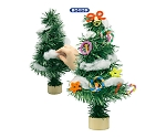 クリスマスツリー作り 2460
