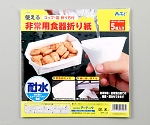 使える非常用食器折り紙
