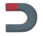 フェライトU磁石 8082