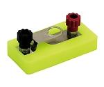 電気回路実験用豆電球ホルダー