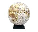 小型月球儀 8917