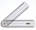 ゴニオメーター(プラスチック角度計) 9724
