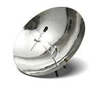 [受注停止]太陽焦熱炉B型 太陽グラス5個付(ケース入) 9761