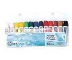 Pentel watercolor ・ Polytube 12 color 13 pieces 10401